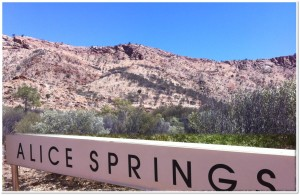 Alice Springs - the first impressions are great!