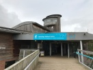 The Visitor Centre is stunning